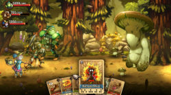 SteamWorld Quest Screenshot