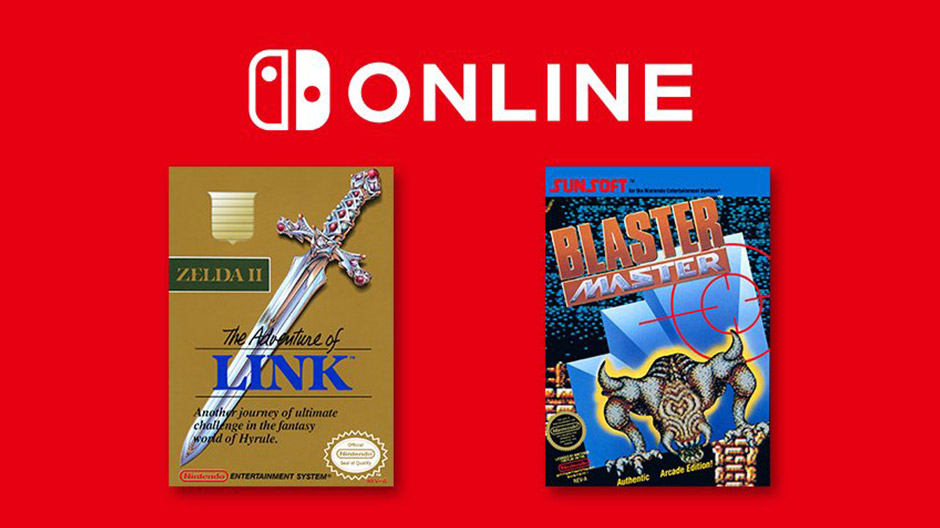 Switch Online NES Line-Up, January 2019