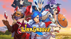 Wargroove Switch Artwork