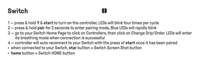 An excerpt from the N30 Pro 2 manual