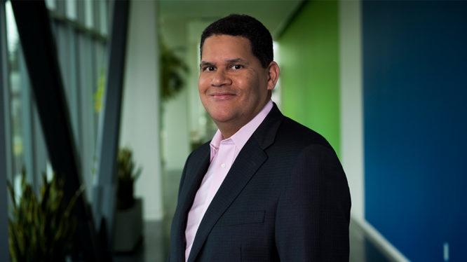 Reggie Retires from Nintendo of America
