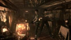 Resident Evil Zero on Nintendo Switch
