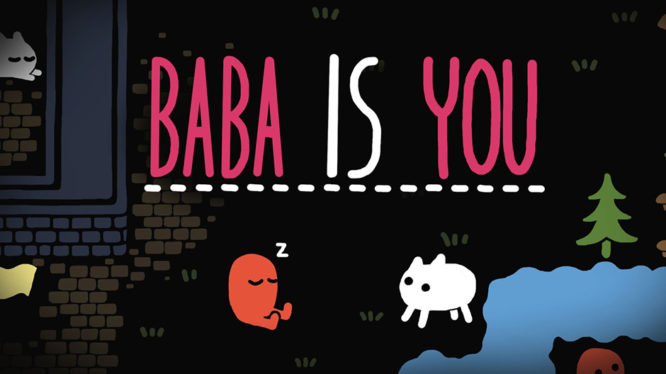 BABA IS YOU Nintendo Switch Artwork