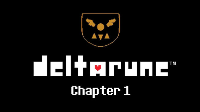 Undertale follow-up, Deltarune is coming to Nintendo Switch
