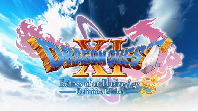 Dragon Quest XI S Definitive Edition Nintendo Switch