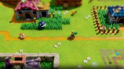 Link's Awakening on Switch