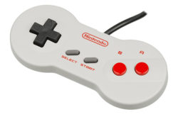 "The NES-101 ""Dogbone"" controller"