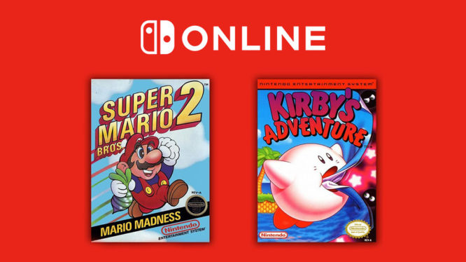 Switch Online's February 2019 line-up