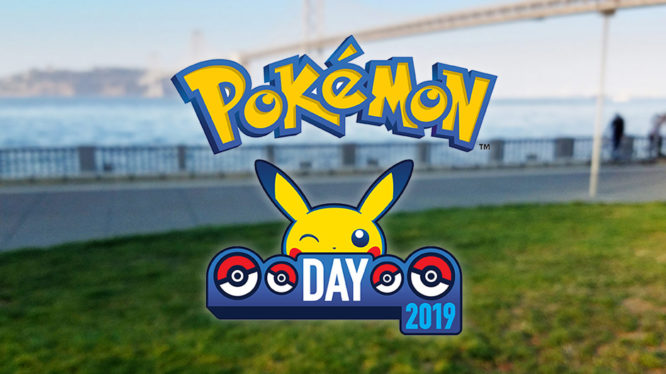 Join the 2019 Pokémon Day celebrations in Pokémon GO - LootPots