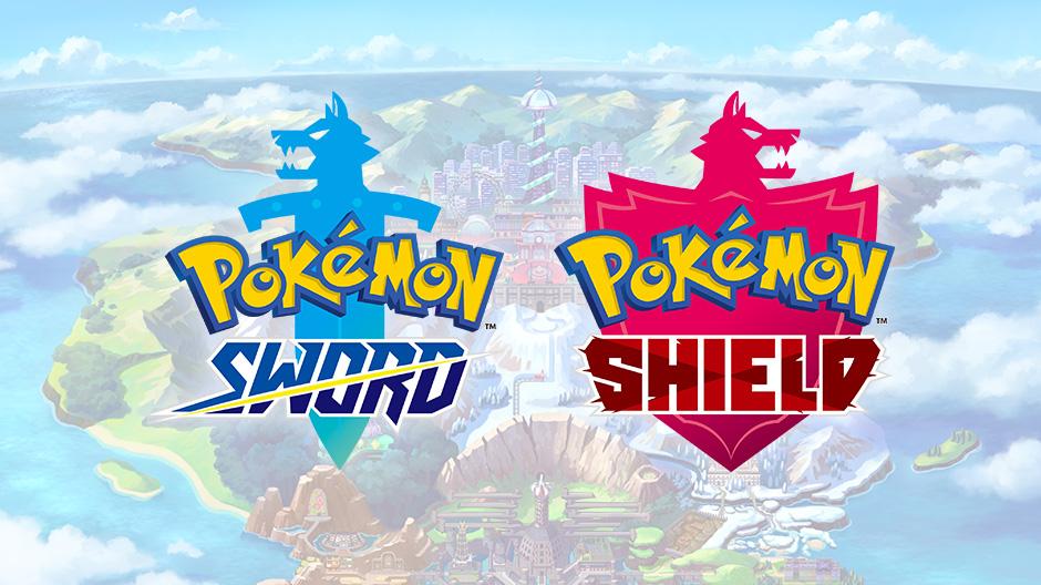 Pokemon Sword and Pokemon Shield Nintendo Switch