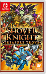 Shovel Knight Treasure Trove Physical Nintendo Switch