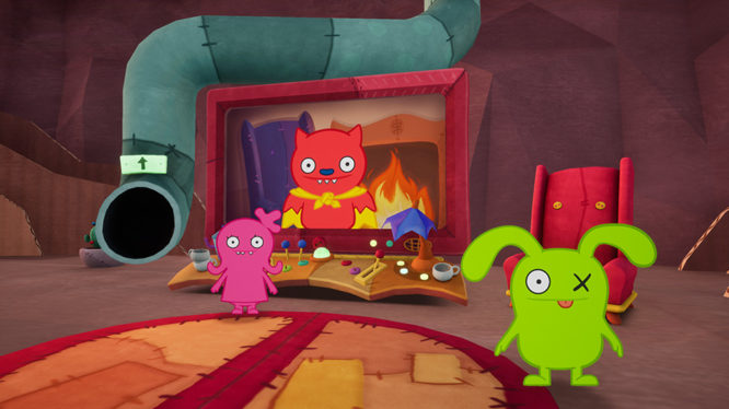 UglyDolls An Imperfect Adventure