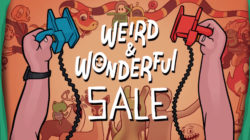 Weird and Wonderful Sale