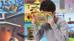 Nintendo Labo VR Kit Games Switch