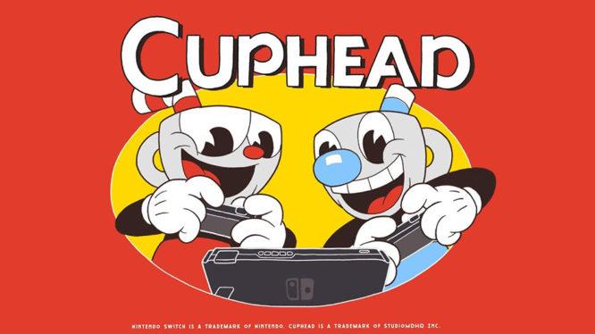 Cuphead on Nintendo Switch