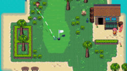 Golf Story Nintendo Switch Screenshot