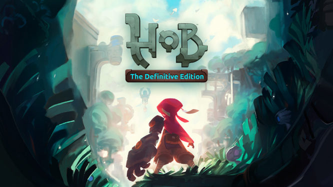 Hob: The Definitive Edition announced for Nintendo Switch