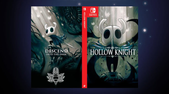 Hollow Knight Reversible Cover Switch Physical