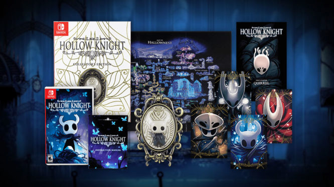 Hollow Knight: Collector's Edition