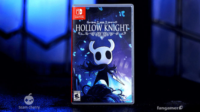 Hollow Knight Physical Nintendo Switch