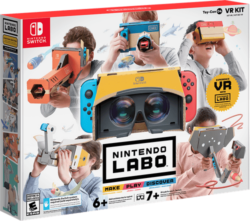 Labo VR Kit retails for $79.99