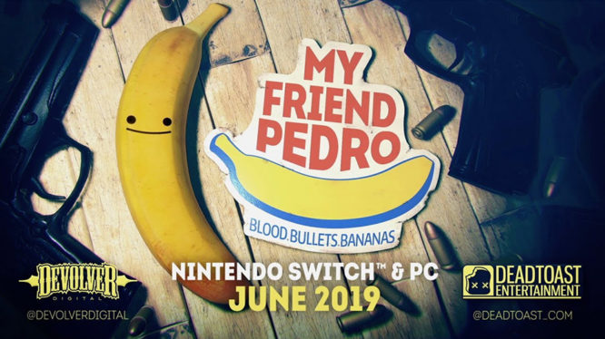 My Friend Pedro Nintendo Switch