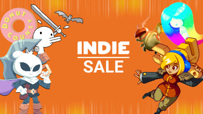 Indie Sale Nintendo Switch March 2019