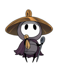 Sherma Character Art Hollow Knight Silksong