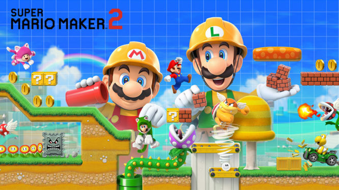 Super Mario Maker 2 Switch Release