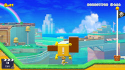 Super Mario Maker 2 Screenshot Switch