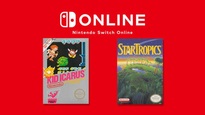 Nintendo Switch Online - March 19 NES Line-up