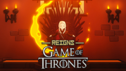 Reigns Game of Thrones Nintendo Switch Keyart