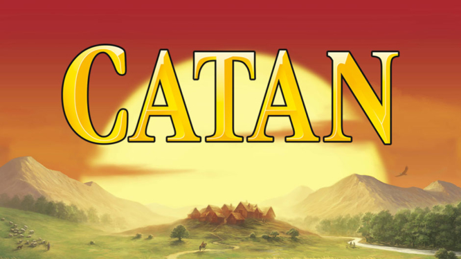 Catan on Nintendo Switch