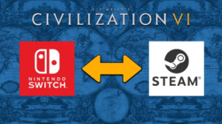 Civilization VI Cross-platform Cloud Saves Switch and Steam