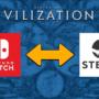 Civilization VI Cross-platform Cloud Saves Switch and Steam