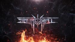 Down to Hell Logo Keyart