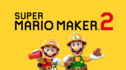 Super Mario Maker 2 Nintendo Switch Banner