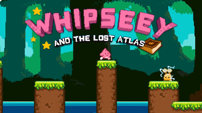 Whipseey And The Lost Atlas