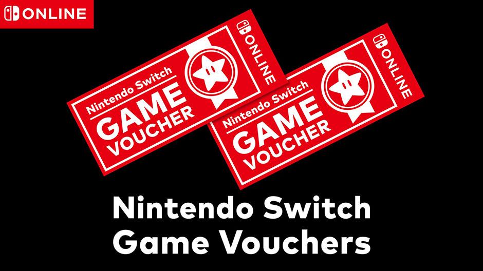 Nintendo details Game Voucher program for Nintendo Switch