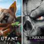 Biomutant and Darksiders 2 Nintendo Switch