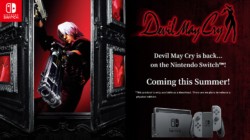Devil May Cry comes to Nintendo Switch this Summer