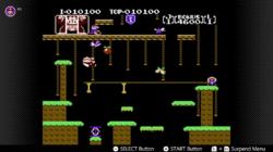Donkey Kong Jr Switch NES May