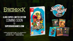 Earthlock Nintendo Switch Physical Super Rare