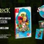 Earthlock Nintendo Switch Physical Super Rare