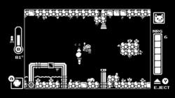 Gato Roboto Nintendo Switch Screenshot