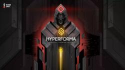 Hyperforma Nintendo Switch Key Art