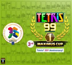 Tetris Maximus Cup