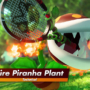 Piranha Plant playable character Mario Tennis Aces