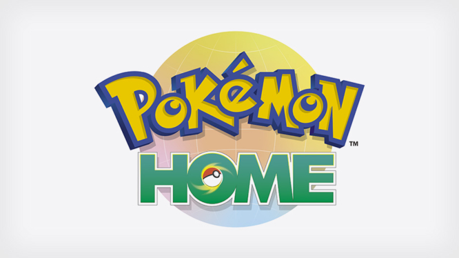 Pokémon Home Switch Logo