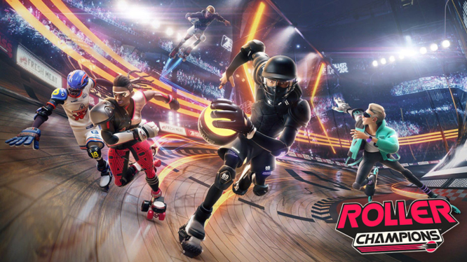 Ubisoft S Roller Champions Seemingly Leaked Heading To Nintendo